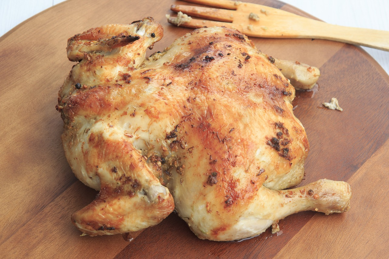 chickenroasted